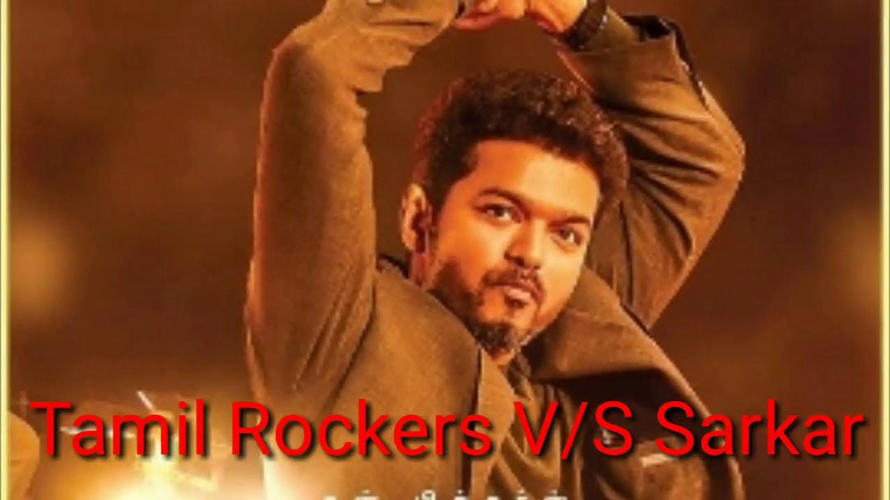 TamilRockers V/S Sarkar. TAMIL ROCKERS HAS RELEASED SARKAR