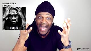 50 CENT: All albums ranked from worst to best!