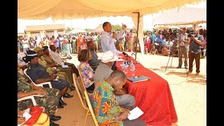 Maamuzi Magumu ya Mkuu wa Wilaya ya Kinondoni Kunduchi Mjimwema
