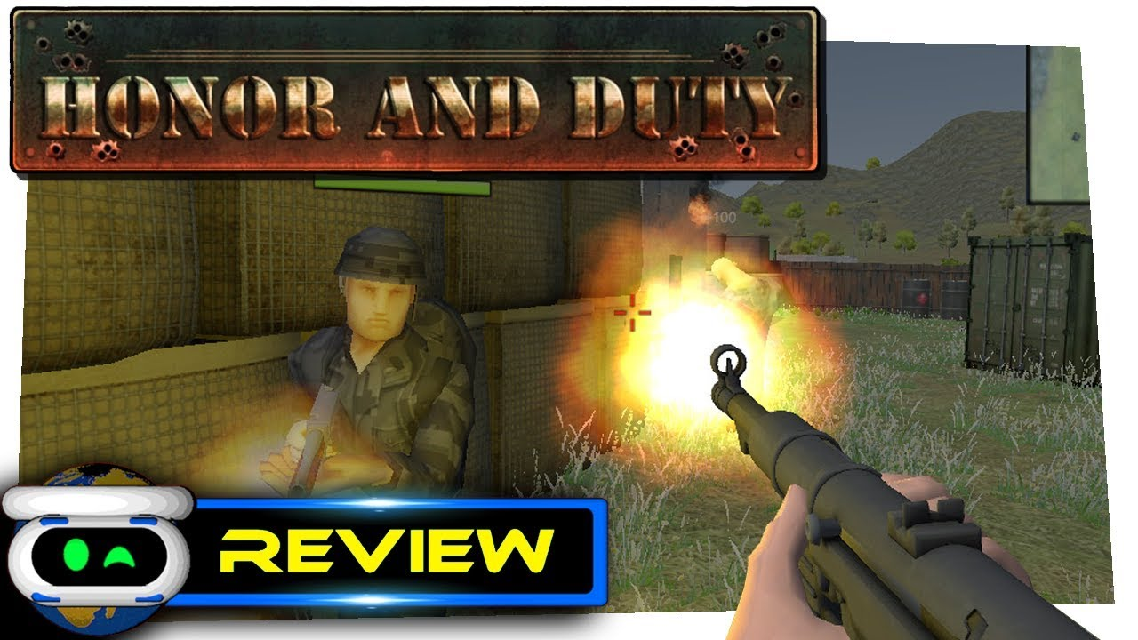 Honor and Duty PSVR Review