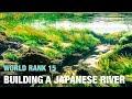 Aquascape Build, IAPLC 2019 Rank 15 Pt. 1 - Planted Aquarium Ideas & Inspiration, Japan River Layout