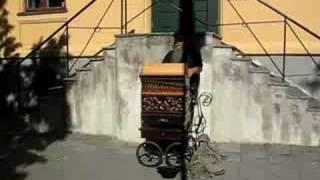 Street Organ Playing Super Mario Bros