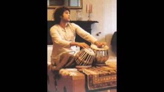 Ustad Zakir Hussain-Drut Teentaal Tabla Solo Part 2