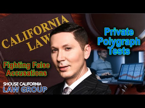 "Defense lawyers use ""private polygraph tests"" to exonerate clients"