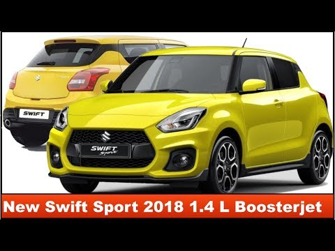 Thumbnail: New 2018 Swift Sport Model Launch Date,Engine,Features and Price