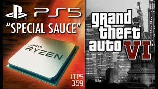 AMD CEO Teases PS5 Chip, GTA 6 Rumors Heating Up with Possible Sony Deal. - [LTPS #359]