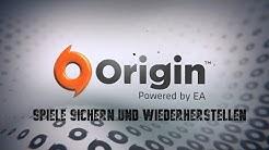 Origin Spiele: Sichern/Wiederherstellen oder an Freunde senden [GER/HD]