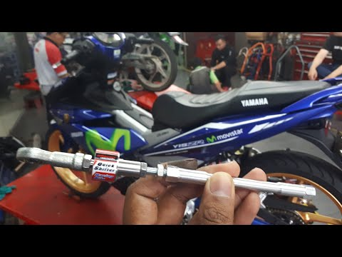 Y15ZR NAK PASANG QUICKSHIFTER A RACER - Most Popular Videos
