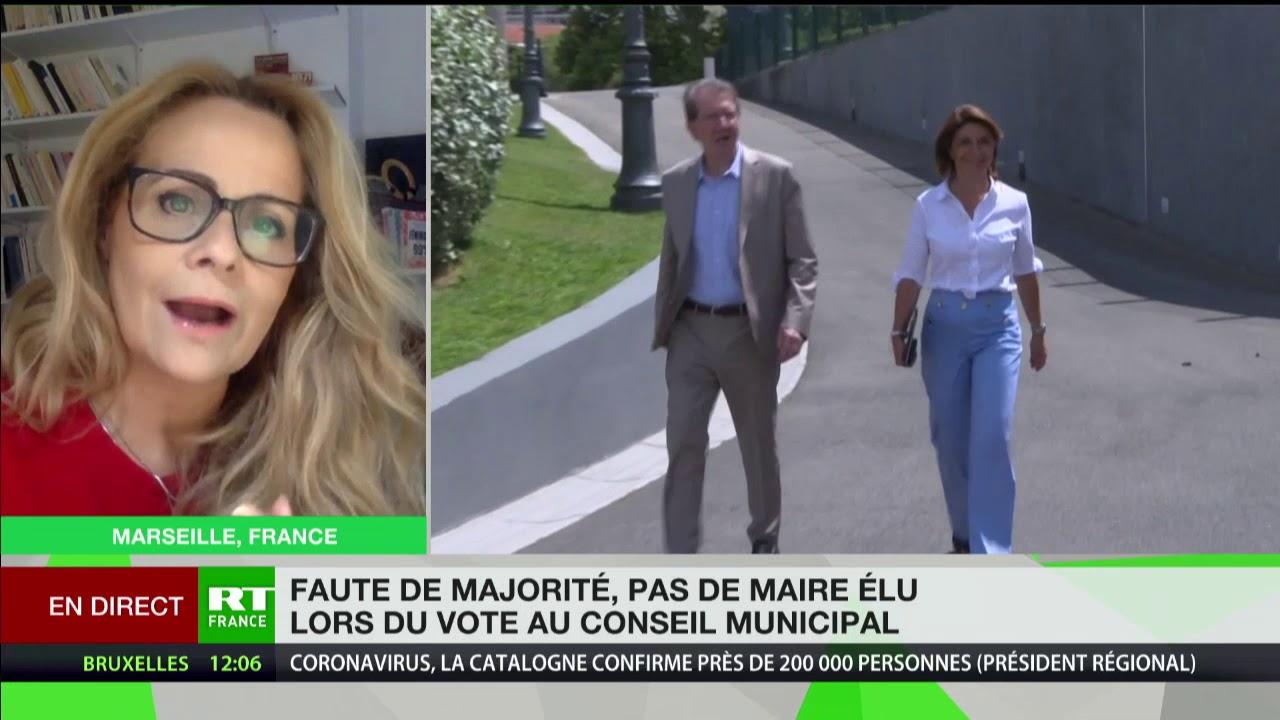 Marseille : «La légitimité du maire sera questionnée, c'est une légitimité compliquée»