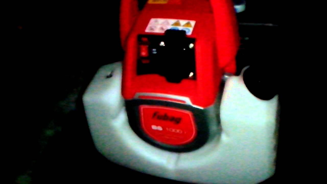 Генератор FUBAG TI 2600 и сварка AWELCO 2700 - YouTube