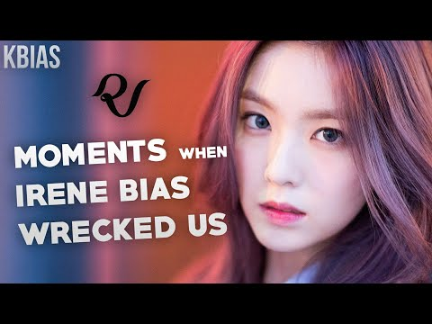 RED VELVET (레드벨벳) IRENE - MOMENTS WHEN SHE BIAS WRECKED US