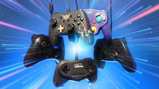 Best Wired Nintendo Switch Controller?