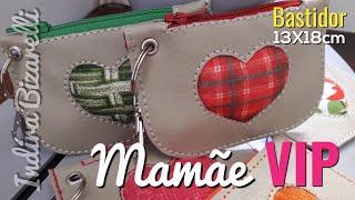DIY CHAVEIRO  Mamãe VIP 💟