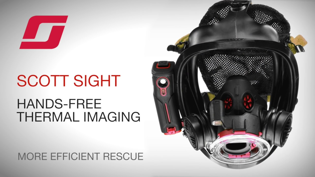 Scott Sight - Hands-free Thermal Vision