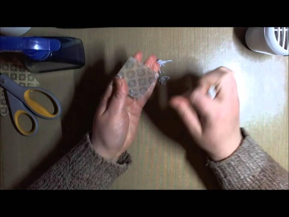 Image Transfer onto Glass Technique