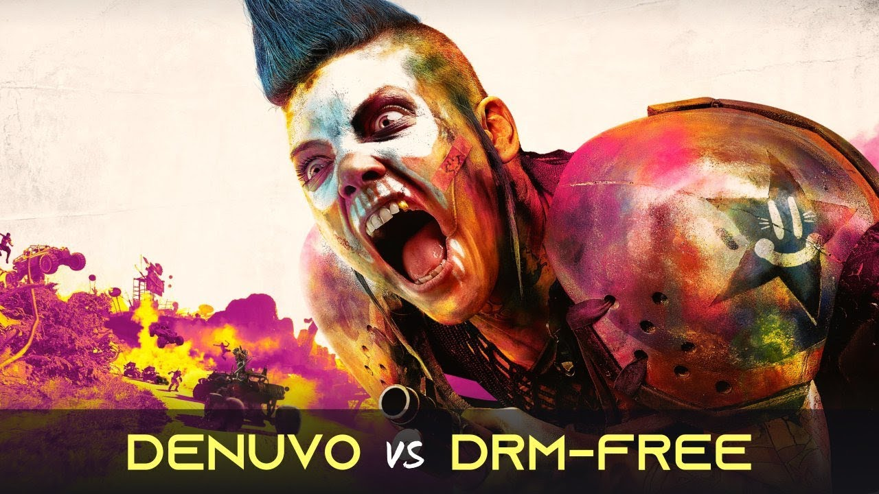 Rage 2: Denuvo vs Drm-Free | Performance Test