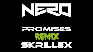 """""""Promises"""" Nero feat. SKRILLEX"""