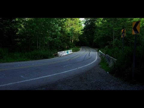 Haunted Clinton Road : West Milford, NJ
