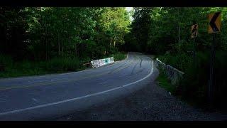Haunted Clinton Road : West Milford, NJ