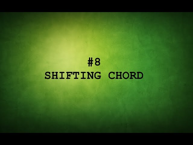 TAMIL GUITAR LESSONS-#8- SHIFTING CHORDS