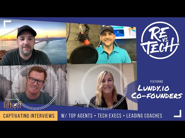 Lundy.io | Co-founders talked about the Power of Alexa | RE vs Tech - Episode #37