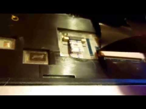 Replace a Keyboard on Gateway Laptop NE56R