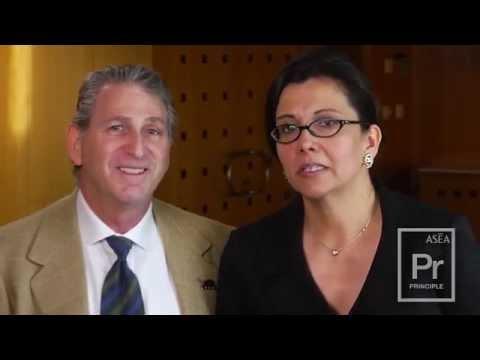 ASEA Review: Michael & Esperanza Stern - Triple Diamond Executive