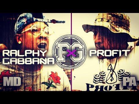RALPHY GABBANA VS PROFIT SMACK/ URL RAP BATTLE