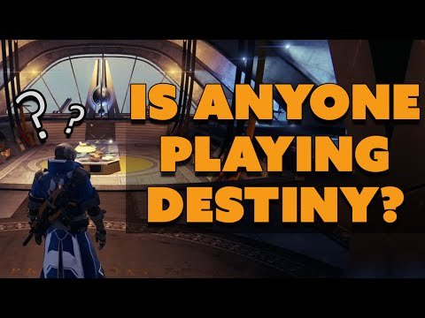 Is ANYONE Playing Destiny? - Dude Soup Podcast #16