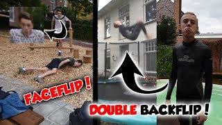 face flip double backflip in wetsuit