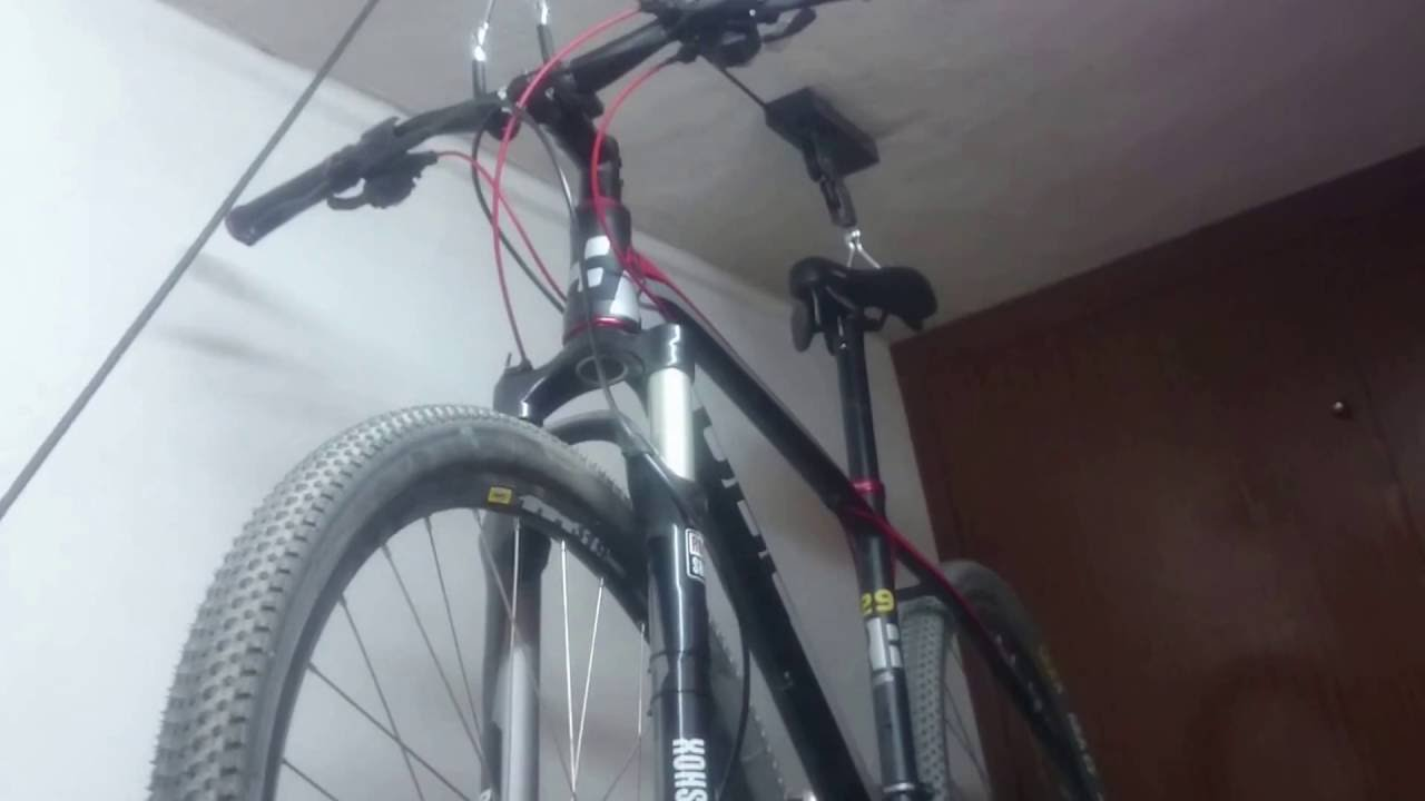 Briconsejo Soporte Bici Techo Con Voz De Fondo Doovi