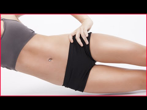 How To Lose Belly Fat For Women Fast At Home (10 Days) !