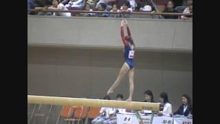 2007 International Junior Aliya Mustafina BB (AA)