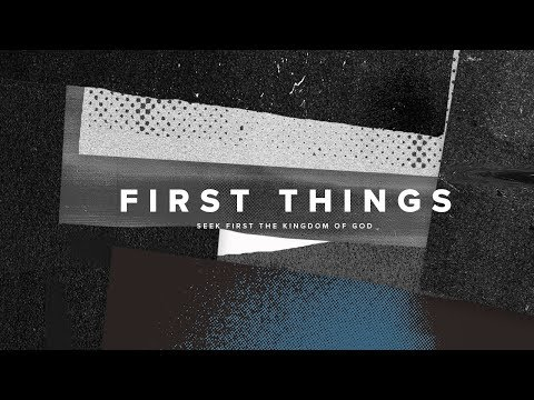 """First Things"" with Jentezen Franklin"