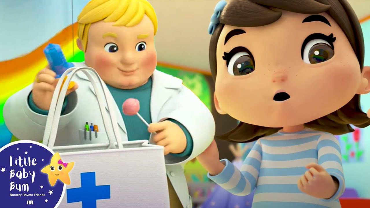 Doctor Song - Stay Safe and Healthy! | Best Baby Songs | Kids Cartoon  | Little Baby Bum