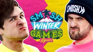 smosh winter games again teaser