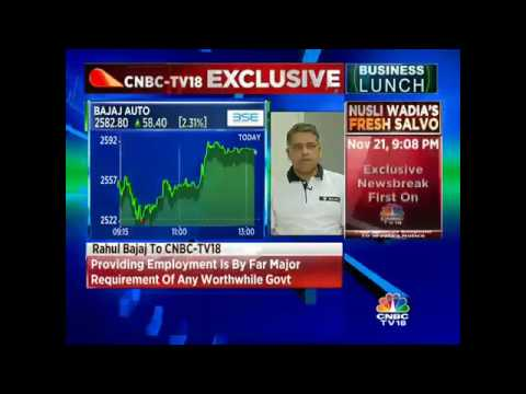 Expect To See Decline Of 25% In November Sales YoY: Bajaj Auto