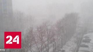 """""""Погода 24"""": в Сибирь идет ненастье"""