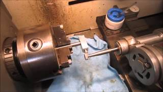 SCREWY TUESDAY #30  TOOL POST GRINDING