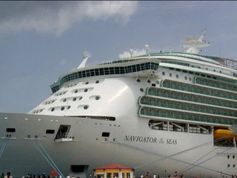 Are large cruise ships safe?
