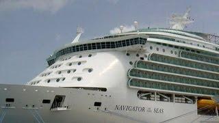 Are large cruise ships safe?