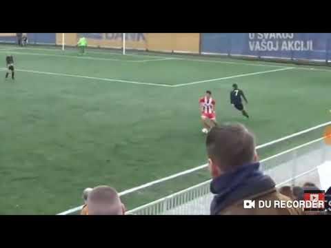 Radivoj Bosic novo pojacanje FK Partizana