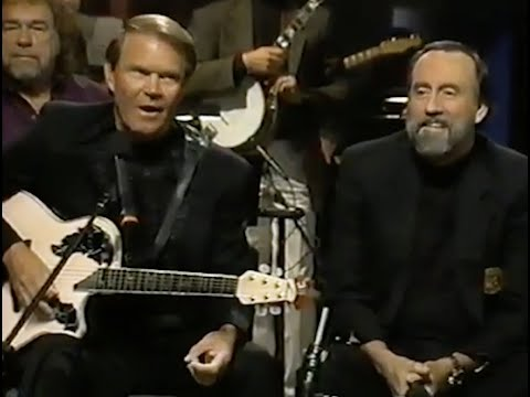 """Glen Campbell - """"Gentle On My Mind"""" (Live On """"Country Homecoming Ryman"""", 1999)"""