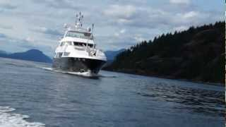 Vancouver Catering Chef Carlos Concha super yacht , chef ,organic food ,local products,ocean,