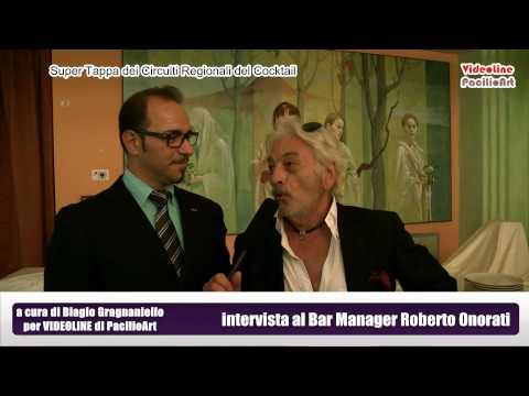 Intervista a Roberto Onorati Bar Manager