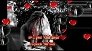 Mahkota-Rindu Yang Terlarang with lyric