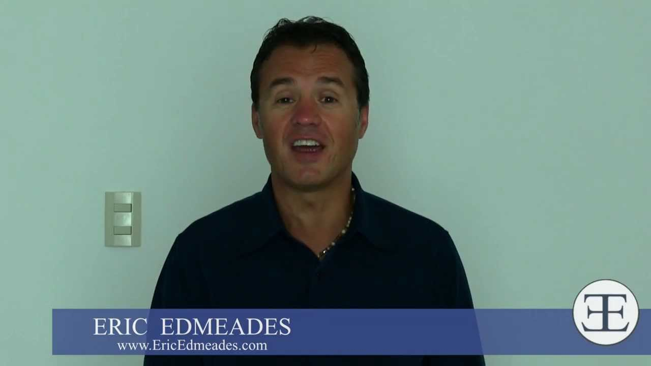 Eric Edmeades | The Stage Effect | Yes Group Sweden - YouTube