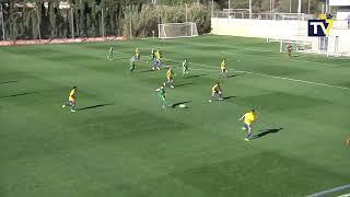 Cádiz B 1 - Guadalcacín 0 (09-12-18)
