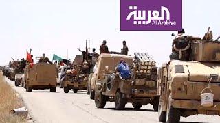 الميليشيات الموالية لإيران بالبوكمال تخلي مواقعها خشية قصف أميركي