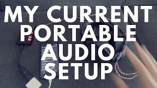 ►My Current Portable/Transportable Headphone Set Up